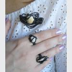 Šperky a bižuterie: Brož - mušle