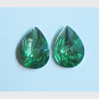 Náušnice zelená(0)
